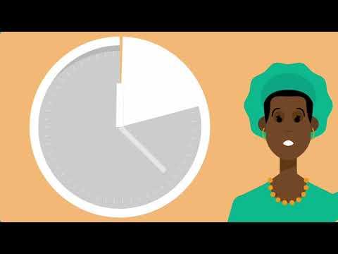 Motion design, au Mali, moins de 10% de femmes sont élues à des postes politiques