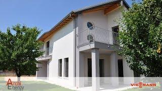 Nuova abitazione certificata CasaClima e Minergie a Verona