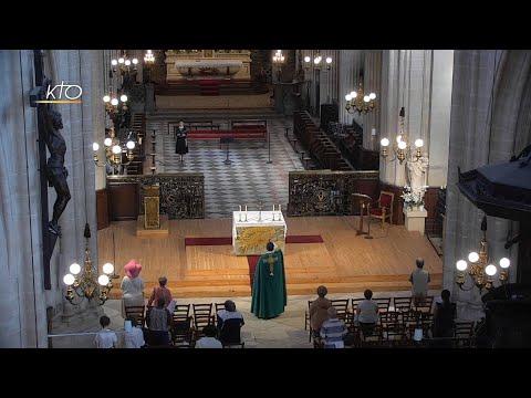 Vêpres du 21 juillet 2021 à Saint-Germain-l'Auxerrois