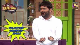 Kapil Sharma's Pollution Oriented Jokes - The Kapil Sharma Show