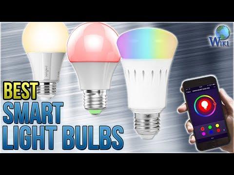 10 Best Smart Light Bulbs 2018