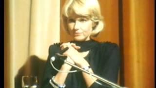 Uitreiking  Gouden Televizierring Aan Martine Bijl (1980)