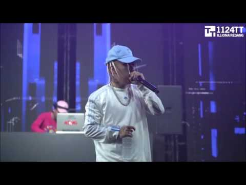 170415 MULTILLIONAIRE - Dok2 (Dok2 & The Quiett LIVE In HONGKONG) - 1124TT