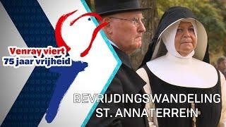 Bevrijdingswandelingen op St. Anna - 1 oktober 2019 - Peel en Maas TV Venray