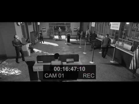 Payday Gameplay Trailer