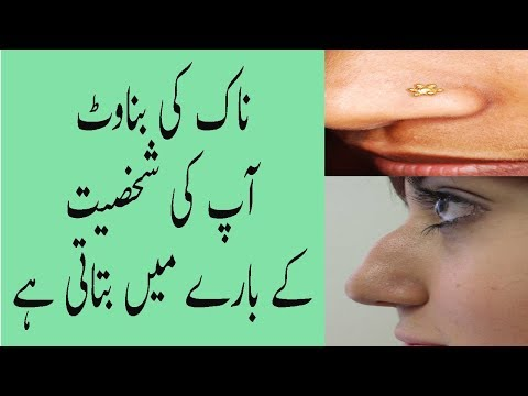 Face Reading   What Your FACE SHAPE says about YOU in Urdu / Hindi