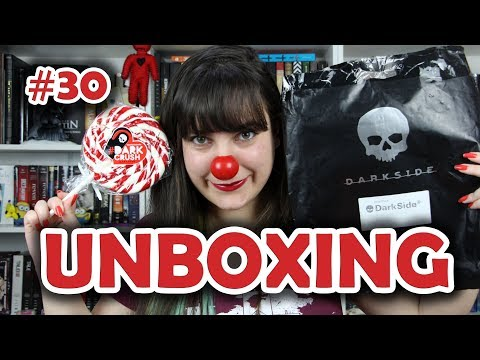 Unboxing DarkSide Books #30