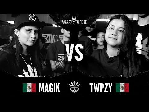 Barras De Sangre: Magik aka Street Contreras 🇲🇽 vs TWPZY 🇲🇽 [ Batallas Escritas ]