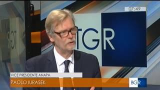 ANAPA Rete ImpresAgenzia spiega il recepimento IDD al TGR Rai FVG – Intervista a Paolo Iurasek