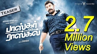 Bhaskar Oru Rascal - Official Trailer