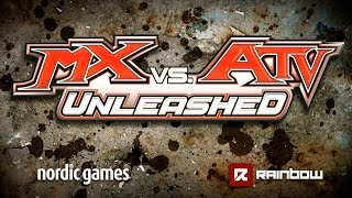 Clip of MX vs ATV Unleashed