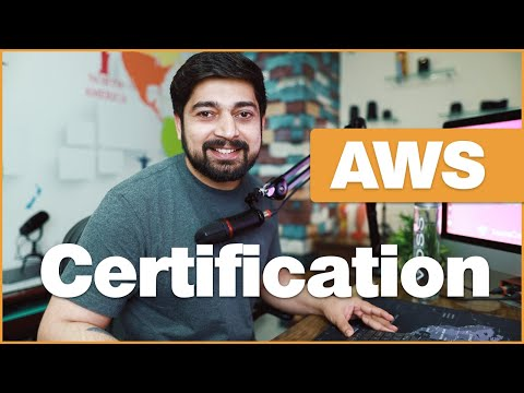A guide to prepare for AWS certification | beginner - YouTube