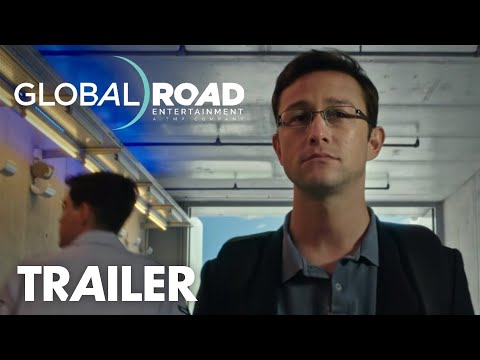 Snowden (Comic-Con Trailer)
