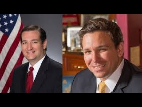 Cruz Popularity TANKS, DeSantis SURGES Among Republicans
