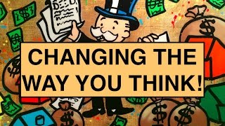 Change the Way You Think About Money! | The Easiest Way to Get Rich #4