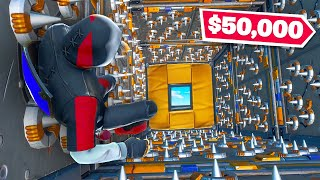 Beat this deathrun = Win $50,000...