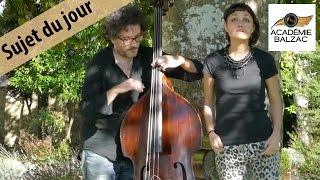 Sujet du jour 15 : MUSICA NUDA & Les Académiciens - Académie Balzac