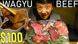 All You Can Eat A5 WAGYU BEEF in Tokyo Japan! - Video Youtube