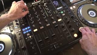 Pioneer DJM900 NEXUS. Tutorial 4, Cue, Mixing and Master dial