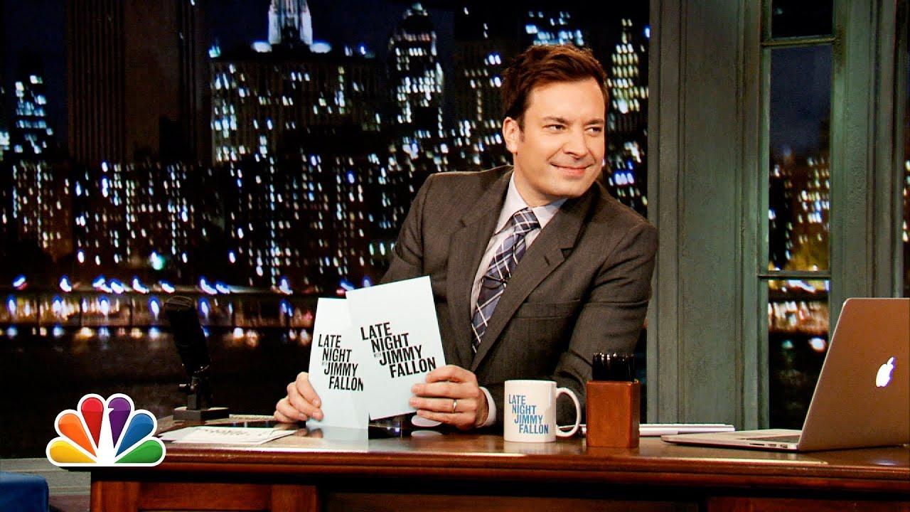 Hashtags: #halloweenrap (Late Night with Jimmy Fallon) thumbnail
