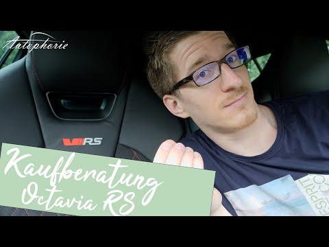 Kaufberatung: Wie man über 4.000 Euro beim Skoda Octavia RS sparen kann [4K] - Autophorie