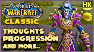 Classic WoW - My Journey, Progression and More