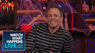 Seth Meyers And Kelly Clarkson's Day Drinking | WWHL