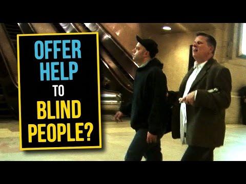Tommy Edison: Jak nabídnout pomoc