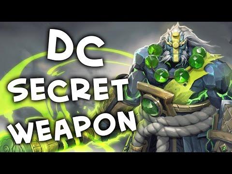 DC secret weapon — w33 practicing Earth Spirit