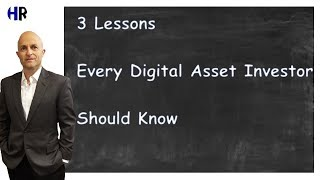 Digital Asset Investment Lesson from Tennis Coach