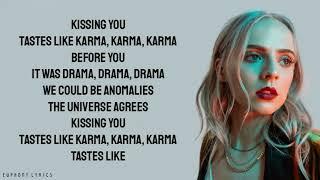 Madilyn - Tastes Like Karma (Lyrics) - YouTube