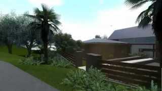preview picture of video 'Maison Grondin&Robin à la Possession - Ile de la Réunion'