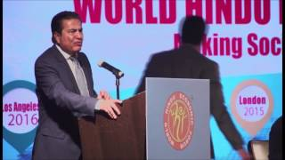 WHEF 2016@Los Angeles Day 1 Dr Mukesh Aghi