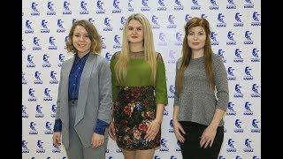 Конкурс «ZAVODчанки: видео-звезда «КАМАЗа», победительниц награждает финансовый директор ПАО «КАМАЗ»