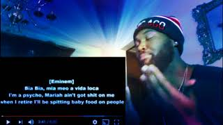 Obie Trice - We all die one day (feat.G Unit and Eminem) - REACTION