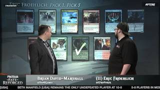 Pro Tour Fate Reforged Draft Viewer with Eric Froehlich