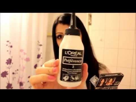 Die Mittel für das gefärbte Haar schwarzkopf