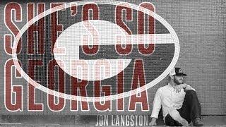 """""""She's So Georgia"""" - Jon Langston (Official Music Video)"""