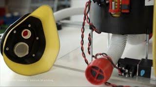 Respirator z drukarki 3D wymyślony przez krakowskich inżynierów