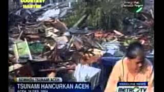 Hari Ini Genap 8 Tahun Gempa Aceh