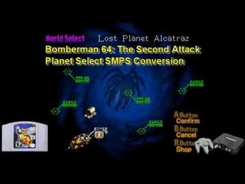 Bomberman 64: The Second Attack, Planet Select SMPS Conversion