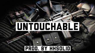 Untouchable Dope Sick Instrumental Rap Beat 2017  (Prod. by HHSolid)