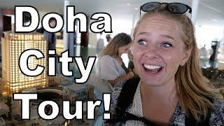 Doha City Tour - One Crazy Day in Qatar! | Kholo.pk