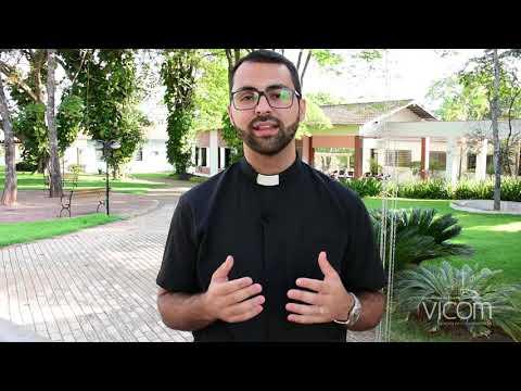 Diácono Rodrigo Lacerda convida para sua ordenação presbiteral