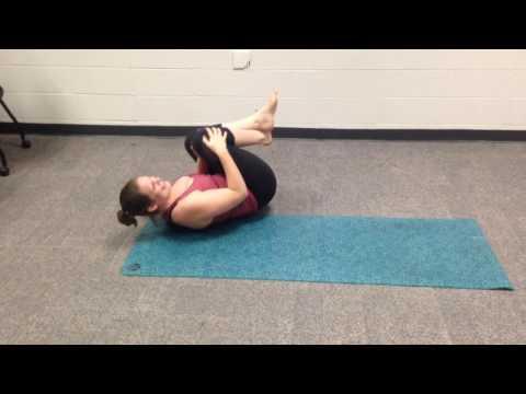 Yoga als Therapie für zervikale Osteochondrose