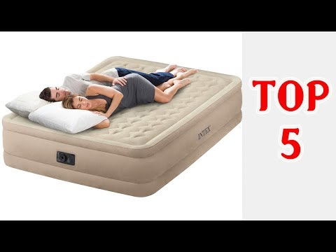 5 Best  Air Mattress On Amazon – Top Air Bed To Buy On 2018