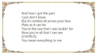 Chris LeDoux - Look at You Girl Lyrics