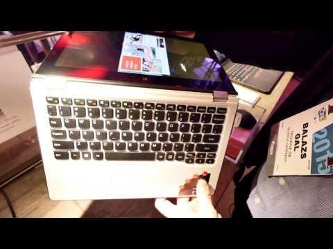 Lenovo Yoga 3 11 Zoll im Hands-On (4k/Deutsch)