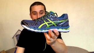 ASICS GEL-KAYANO 20 - UNBOXING/FIRST IMPRESSIONS.