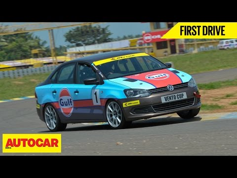 Vento Cup Car | First Drive | Autocar India